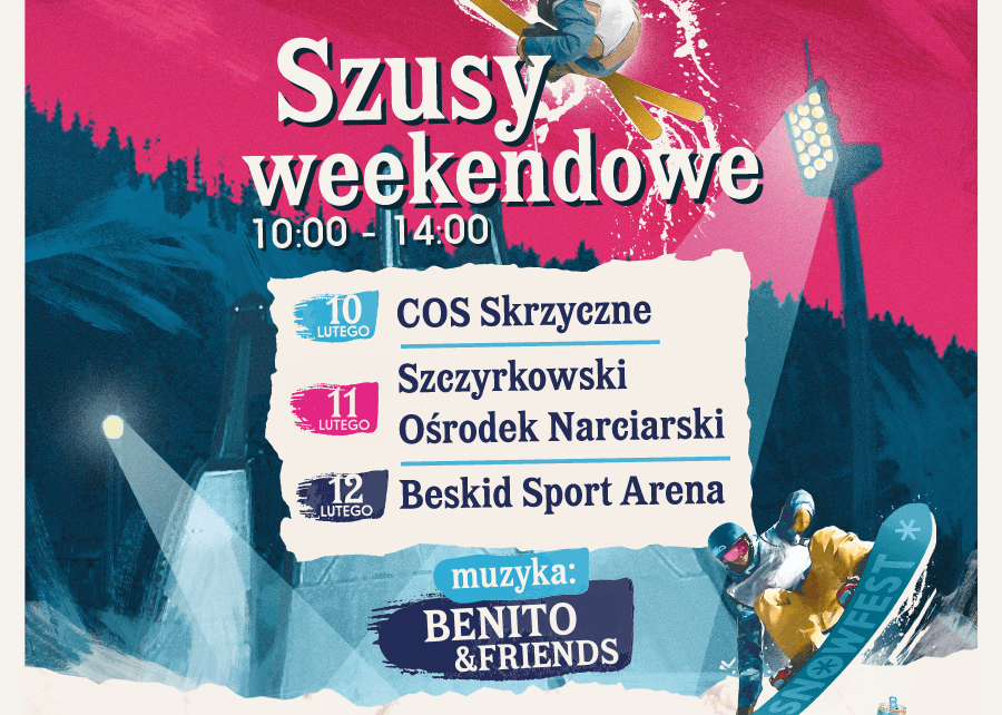 Szusy weekendowe