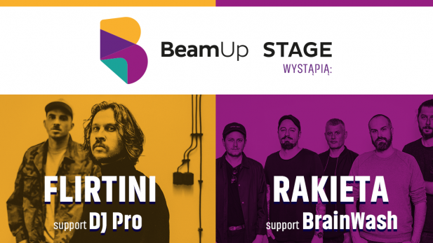 BeamUp Stage