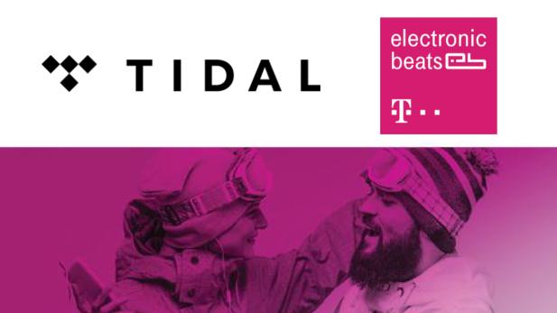 Tidal & T-Mobile Electroni Beats