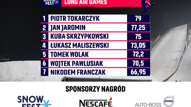 LongAir Games Dzień 1